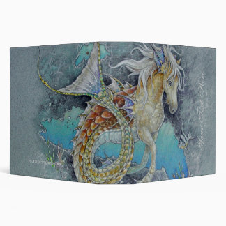 Binder - Golden Hippocampus