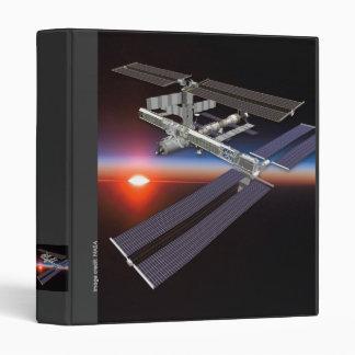 Binder / International Space Station