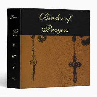 Binder of Prayers