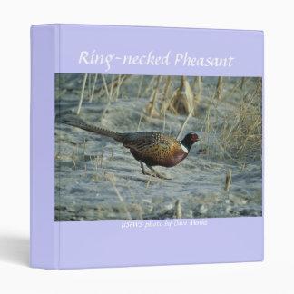 Binder /  Ring-necked Pheasant