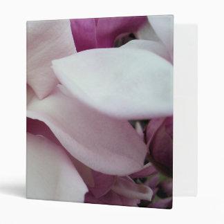 Binder - Saucer Magnolia Bloom