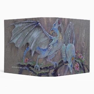 Binder - Silverwing Dragons