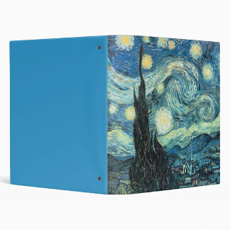 Binder - Starry Night