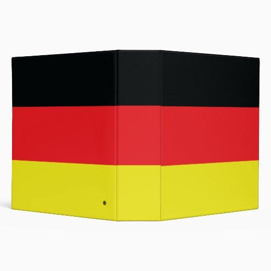 Binder :: Stripes of Germany