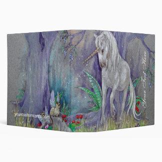 Binder - Unicorn Fairy Cats