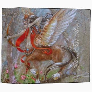 Binder - Winged Centaur