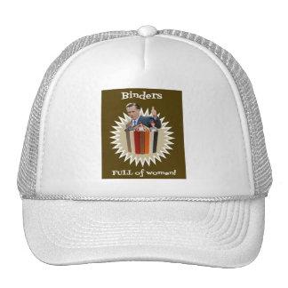 Binders Full of Women Thumbs Up! Gifts Trucker Hat