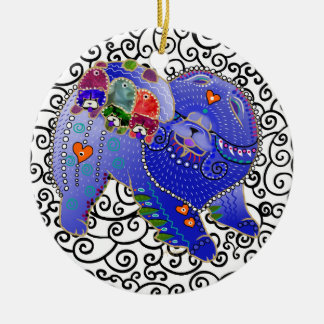 BINDI CHOW FAMILY ORNAMENT