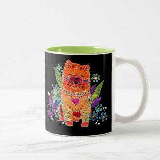 BINDI chow mugs