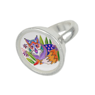 BINDI FOX-  Ring - Choose size