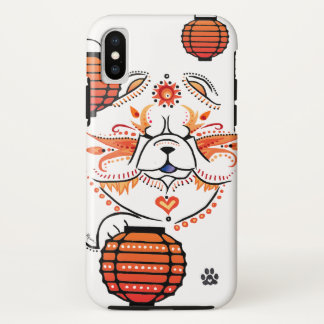 BINDI MI TANG Chow - IPHONE X  case