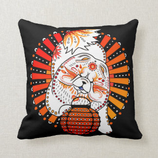 BINDI MI TANG -  Chow - Year of the Dog pillow