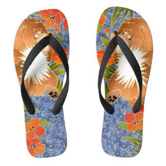 BINDI MINGSIE -  Chow Flip Flops