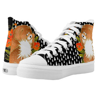 BINDI MINGSIE Chow high top shoes (unisex sizing)