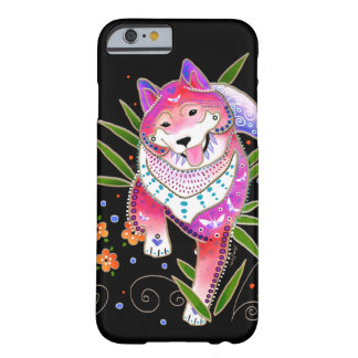 BINDI SHIBA INU iphone 6 6/s- request your phone Barely There iPhone 6 Case
