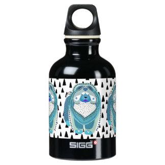 BINDI SOPHIE blue water bottle