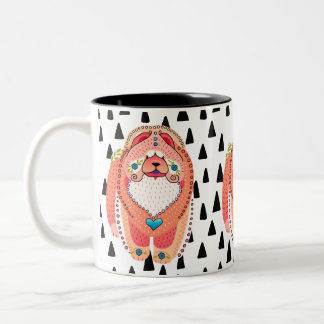 BINDI SOPHIE in forest - Mug