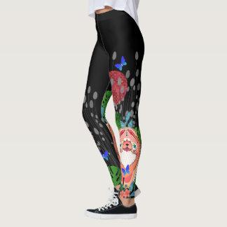 BINDI SOPHIE Tropical Vacation Ltd leggings