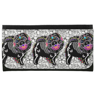BINDI SUGARSKULL Chow - wallet