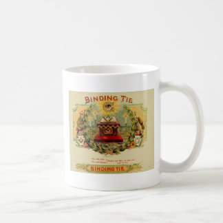 Binding Tie Coffee Mug