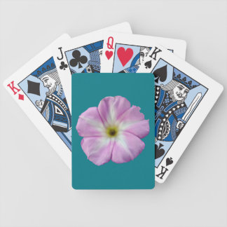 Bindweed #1 bicycle playing cards