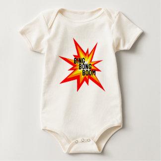 BING BANG BOOM BABY BODYSUIT