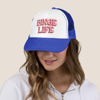 """""""Binge Life"""" Trucker Hat"""