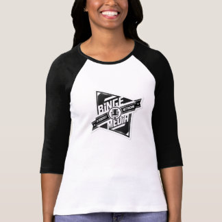 Binge Media Ladies T-Shirt