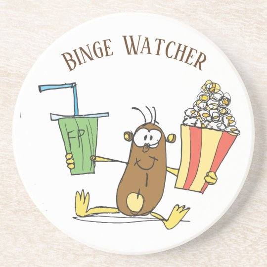 Binge Watcher Coaster