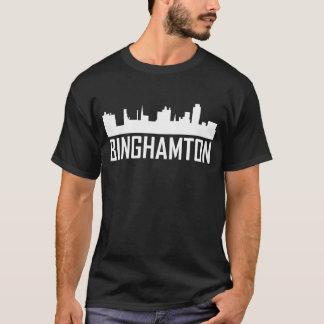 Binghamton New York City Skyline T-Shirt