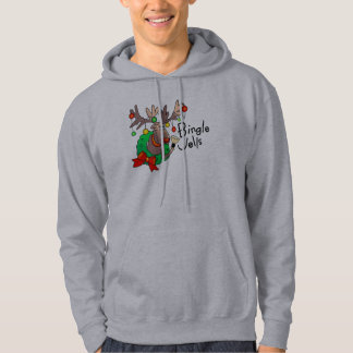 BINGLE JELLS by SHARON SHARPE Hoodie