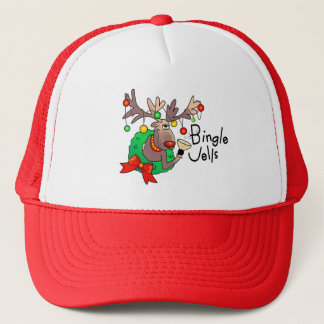 BINGLE JELLS by SHARON SHARPE Trucker Hat