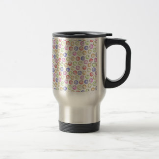 Bingo Balls Travel Mug