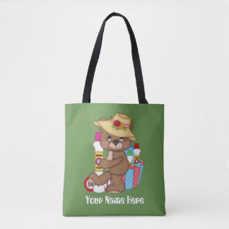 Bingo Bear add name gambling tote