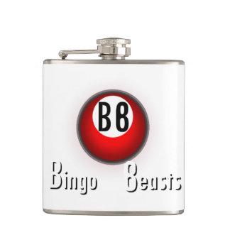 Bingo Beasts Flask