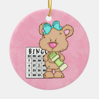 Bingo Buddy ornament