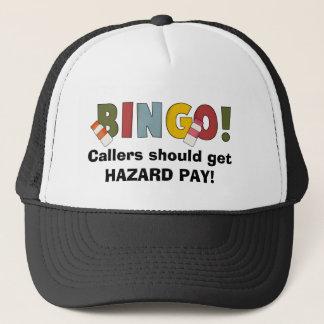 Bingo Callers Hat