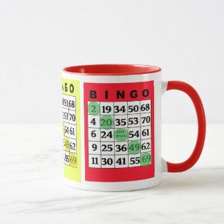 BINGO Cards Mug