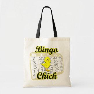 Bingo Chick #2 Tote Bag