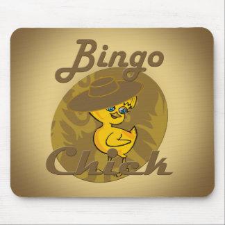 Bingo Chick #6 Mouse Pad