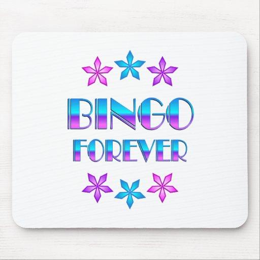 Bingo Forever Mousepads