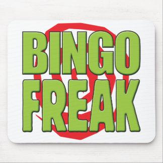 Bingo Freak G Mouse Pads