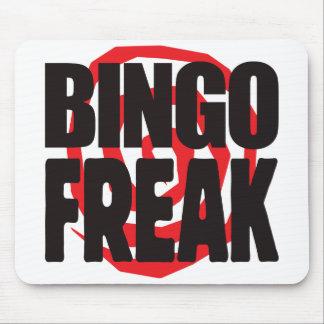 Bingo Freak Mouse Mat