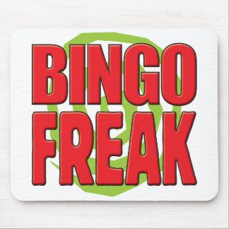 Bingo Freak R Mouse Mat