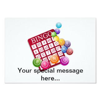 Bingo Game Card