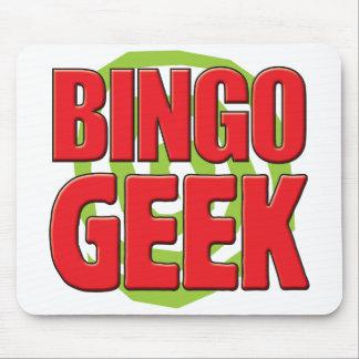 Bingo Geek Mousemat