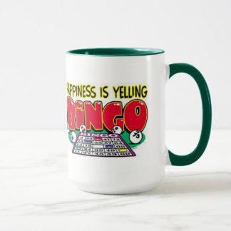 Bingo Gift Mug