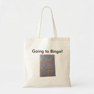 Bingo, Going to Bingo!