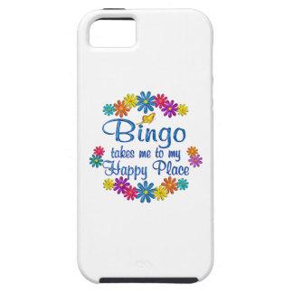 Bingo Happy Place iPhone 5 Cover