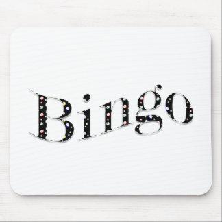 Bingo is your game mousepads